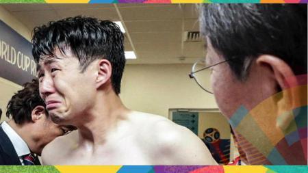 Bintang Timnas Korea Selatan U-23, Son Heung-min. - INDOSPORT
