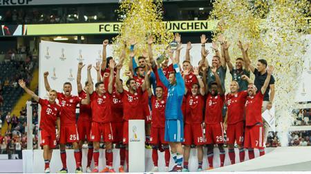 Bayern Munchen juara Piala Super Jerman - INDOSPORT