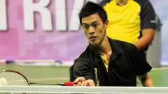 Indosport - Pebulutangkis tunggal putra Indonesia, Shesar Hiren Rhustavito