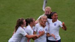 Indosport - Lagi-lagi, Timnas Inggris Wanita Sumbang Dana ke Tenaga Medis
