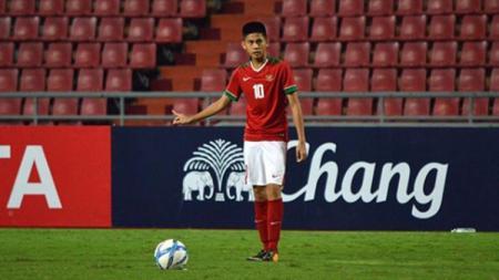 Pemain Tim Nasional Indonesia U-16, Rendy Juliansyah. - INDOSPORT