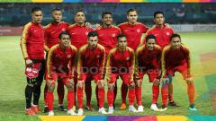 Indosport - Skuat Timnas U-23 di Asian Games 2018
