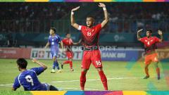 Indosport - Kapten Timnas Indonesia U-23 di Asian Games 2018, Hansamu Yama.