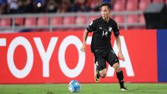 Indosport - Supachok Sarachat mendapat pujian dari Akira Nishino pasca kemenangan 3-0 Thailand atas Timnas Indonesia.