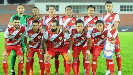 Pemain Kuala Lumpur FA, Achmad Jufriyanto. - INDOSPORT