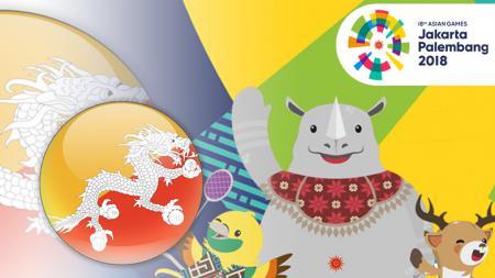 Bhutan Asian Games 2018 - INDOSPORT