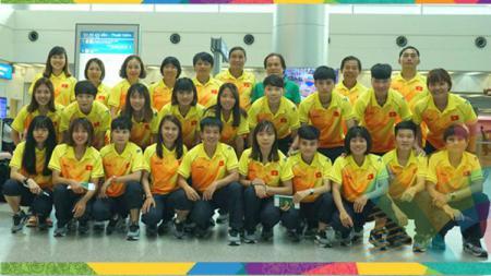 Skandal bonus Timnas Putri Vietnam di SEA Games 2019. - INDOSPORT