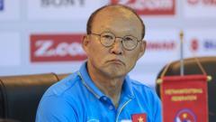 Indosport - Timnas Vietnam U-23 Hanya Mampu Cetak Sebiji Gol Lawan Taiwan di Kualifikasi Piala Asia U-23, Park Hang-seo Ngamuk.
