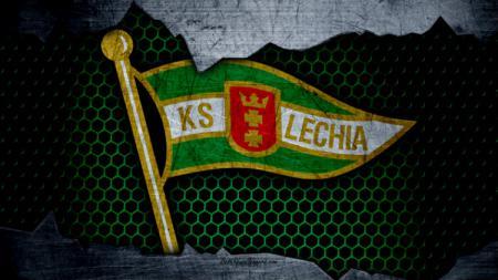 Ilustrasi logo Lechia Gdansk. - INDOSPORT