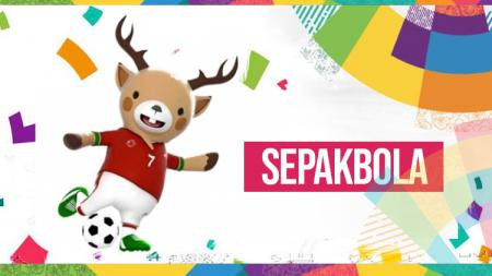 Atung maskot Asian Games 2018 sepakbola. - INDOSPORT