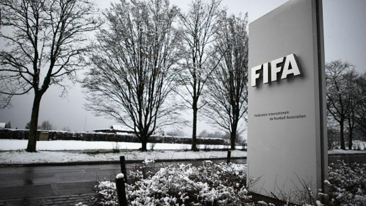 FIFA. Copyright: Getty Images