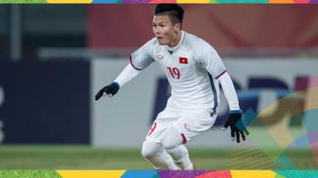 Nguyen Quang Hai, bintang Timnas Vietnam - INDOSPORT