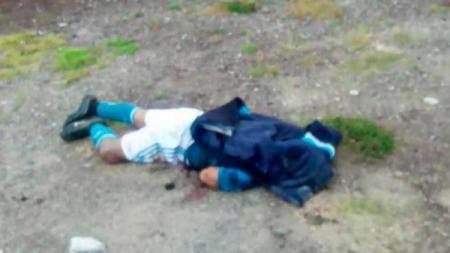 Pemain Real Tepeaca tewas ditembak sekelompok gangster tak dikenal. - INDOSPORT