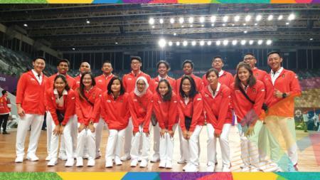 Atlet akuatik Asian Games 2018. - INDOSPORT