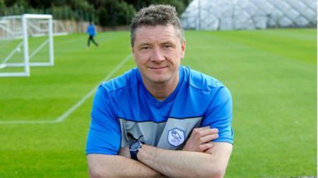 Dean Ramsdale, pemandu bakat Manchester City. - INDOSPORT