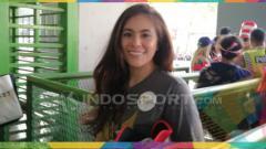 Indosport - Wulan Guritno menjadi salah satu selebriti Indonesia yang gemar berolahraga.