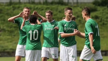 Egy Maulana Vikri mencetak 2 gol saat Lechia Gdansk II menang 5-0 atas Pogon Lebork. - INDOSPORT