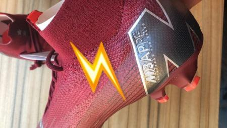 Sepatu Keluaran Nike Khusus untuk Kylian Mbappe - INDOSPORT
