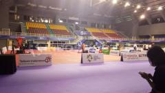 Indosport - Venue Sepak Takraw Asian Games 2018.