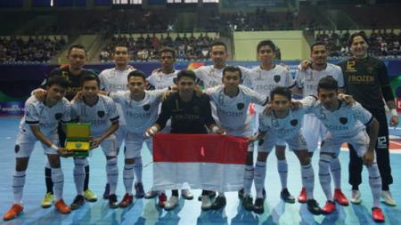 Tim Futsal Vamos Mataram - INDOSPORT