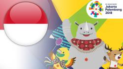Indonesia Asian Games 2018.