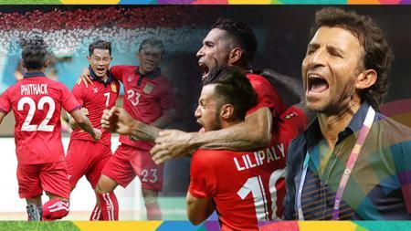 Tiga hal yg harus dihindari Laos vs Indonesia. - INDOSPORT