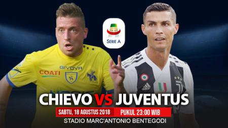 Chievo vs Juventus. - INDOSPORT