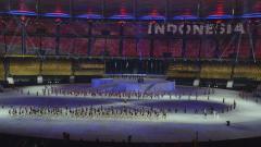 Indosport - Penari Asian Games 2018