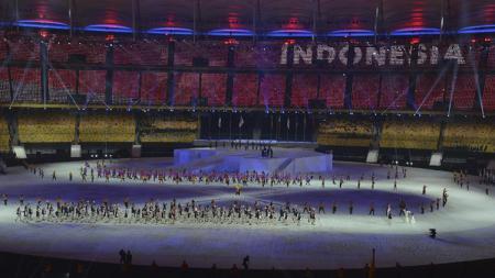 Penari Asian Games 2018 - INDOSPORT