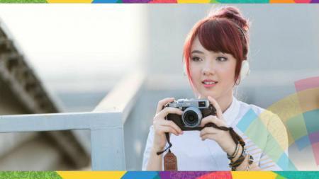 Jannine Weigel, penyanyi cover 'Meraih Bintang' versi Thailand-Inggris. - INDOSPORT