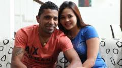 Indosport - Kekasih Beto Gocalves