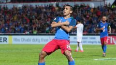 Indosport - Safawi Rasid disebut jadi pemain yang wajib diwaspadai oleh Timnas Indonesia.