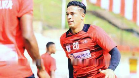Addison Alves, pemain Persipura Jayapura. - INDOSPORT