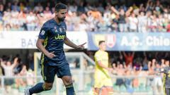 Indosport - Gelandang Juventus, Sami Khedira