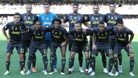 Skuat Juventus - INDOSPORT