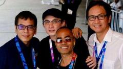 Indosport - Deretan orang-orang hebat di balik megahnya Pembukaan Asian Games 2018