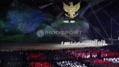 Indosport - Kemeriahan Opening Ceremony Asian Games 2018