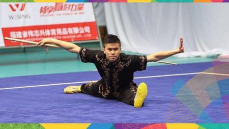 Ketua Umum Airlangga Hartanto dikabarkan telah menjanjikan sejumlah uang sebagai bonus bagi para atlet wushu yang berhasil meraih medali emas SEA Games 2019. - INDOSPORT
