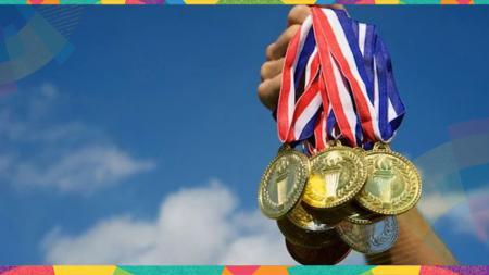 Ilustrasi Medali - INDOSPORT