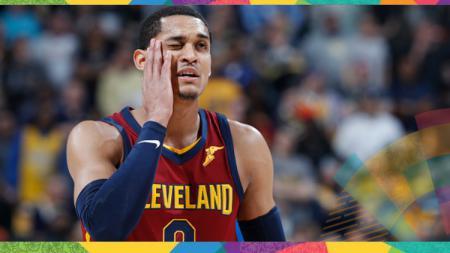 Jordan Clarkson, pemain Cleveland Cavaliers yang akan tampil bersama timnas basket Filipina di Asian Games 2018. - INDOSPORT
