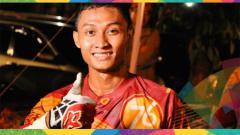 Indosport - Khoiful Mukhib, atlet balap sepeda gunung yang sumbang medali emas keempat Indonesia di Asian Games 2018.