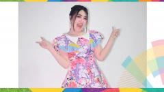 Indosport - Via Vallen yang membawakan lagu untuk Asian Games 2018.