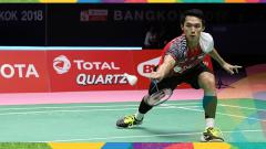 Indosport - Tunggal putra Indonesia, Jonatan Christie.