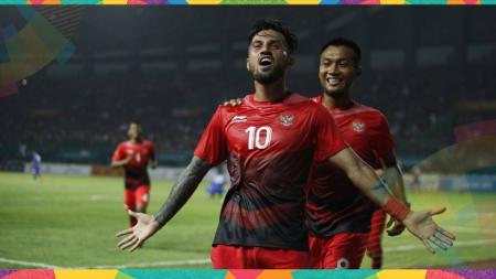 Indonesia vs Hongkong - INDOSPORT