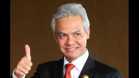 Ganjar Pranowo, Gubernur Jawa Tengah. - INDOSPORT