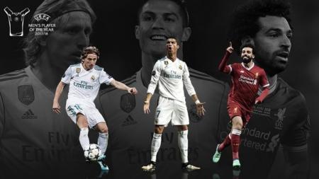 Tiga Besar Nominasi Pemain Terbaik UEFA - INDOSPORT