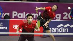 Indosport - Ganda putri Indonesia, Greysia Polii/Apriyani Rahayu, gagal menambah poin kemenangan untuk Indonesia pada semifinal.