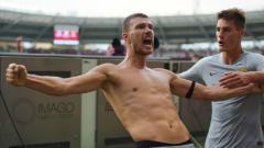 Indosport - Petinggi AS Roma ingin mendatangkan pemain Inter Milan, Danilo D'Ambrosio, untuk ditukar dengan Edin Dzeko.
