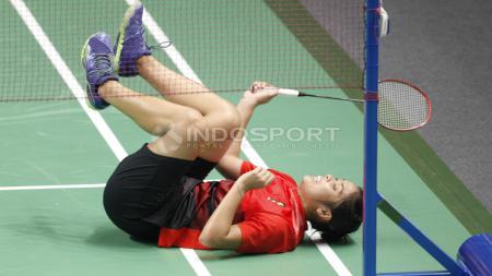 Gregoria Mariska Tunjung, tunggal putri Indonesia. - INDOSPORT