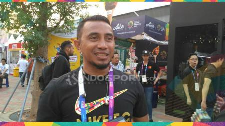 Legenda Timnas Indonesia, Firman Utina. - INDOSPORT